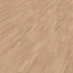 Паркетная доска Дуб Натур 3-пол. Mf 2200 МАСЛО БЬЯНКА 2200х182х9.8 мм LOC5G