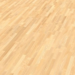 Паркетная доска Ясень Натур 3-пол. Mf 2200 МАСЛО 2200х182х9.8 мм LOC5G