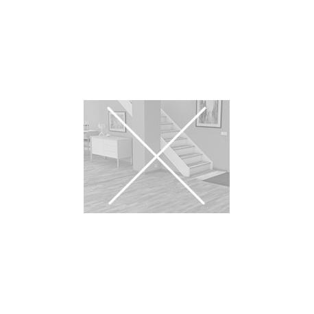 Конусный закрывающий молдинг 58x20 мм (Дуб)