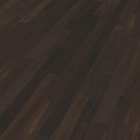 Паркетная доска - Дуб Копченый Натур 1-пол. Mf 1800 МАСЛО 1800х140х9.8 мм LOC5G