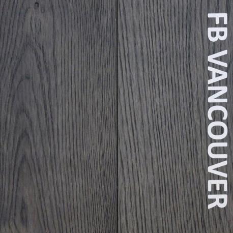 Паркетная доска - FB Дуб Рустик Ванкувер Серый 13*180 мм МФ2