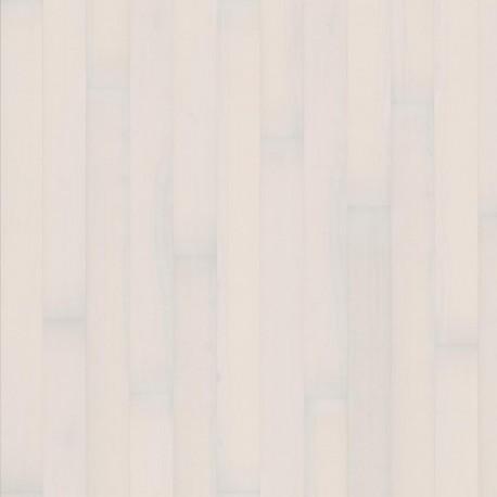 Паркетная доска бук Белое сияние 1-пол., Сити, глян. Лак,микро фаски, белый,полу-прозр. 2420x187x15