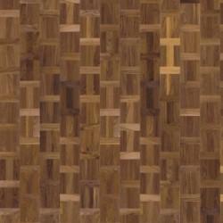 Паркетная доска - паркетная доска орех Палаццо Ночи Датский рис