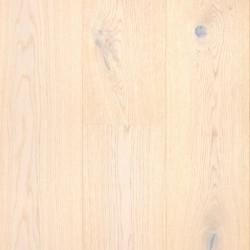 Паркетная доска - Дуб Рустик 1-пол. Экстра Белый