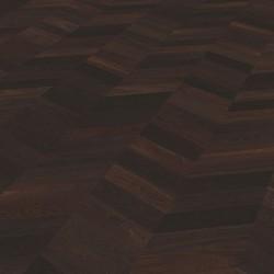 Паркетная доска Дуб Копченый Натур 1-пол. Mf 500 МАСЛО 500х140х9.8 мм LOC5G B ( R )