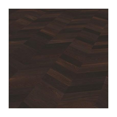 Паркетная доска Дуб Копченый Натур 1-пол. Mf 500 МАСЛО 500х140х9.8 мм LOC5G A ( L )