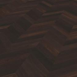 Паркетная доска Дуб Копченый Натур 1-пол. Mf 740 МАСЛО 740х140х9.8 мм LOC5G А ( L )
