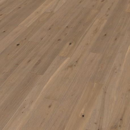 Паркетная доска - Валлетта  Дуб Натур 1-пол. МАСЛО СИЕНА