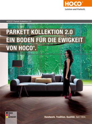 Коллекции паркета HOCO HOLZ